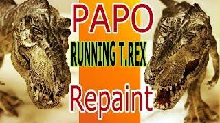PAPO Running T.Rex - Repaint