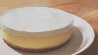 뉴욕 치즈케이크 New York Cheesecake