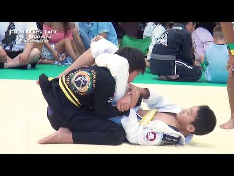 FL - Sakuya Ito F1 -  Little Samurai Kids