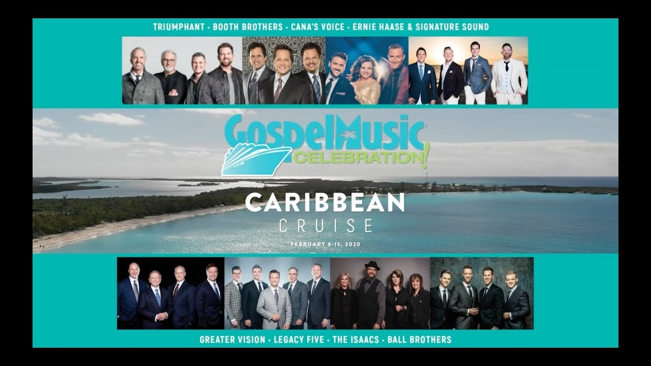 GOSPEL MUSIC CELEBRATION - 7 DAY EASTERN CARIBBEAN CRUISE 2020