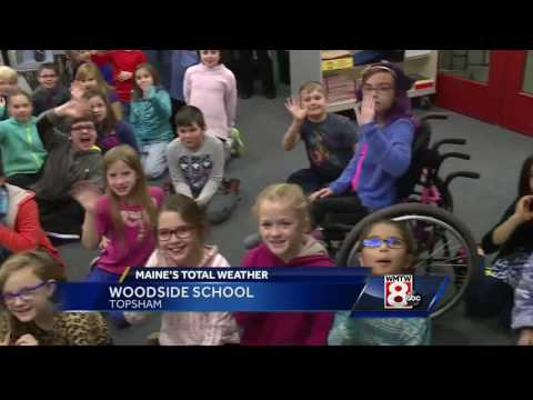 Weather At Your School: Woodside Elementary