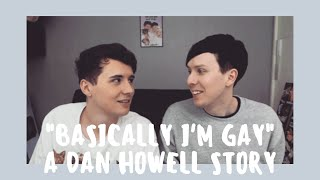 """Basically I'm Gay"" a Dan Howell story"
