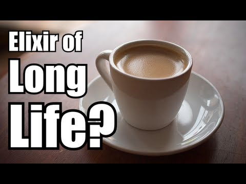 THE HEALTH BENEFITS OF COFFEE ARE REAL #444