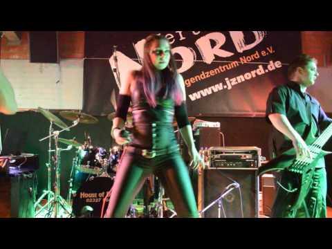Mayze .....Virus World Radio Release Party im JZ Nord, Herten