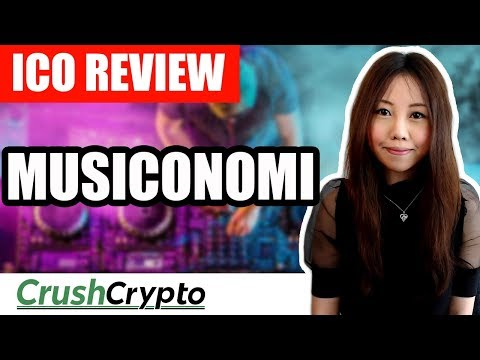 ICO Review: Musiconomi (MCI) - A New Music Economy for Everyone