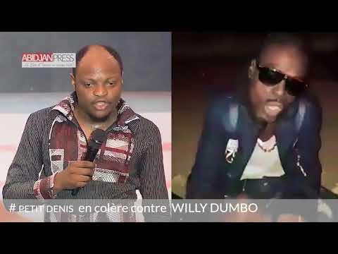 Petit Denis en colère contre  Willy Dumbo