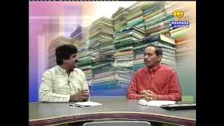 Interview with A.N.Prahladarao abt CROSSWORD