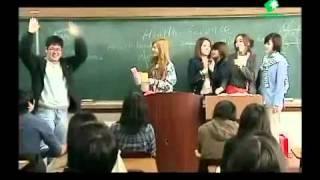 T-ara Hyomin - Bo peep Bo peep in the classroom