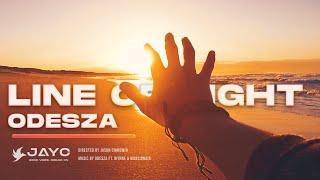 ODESZA Line of Sight Lyric Video feat Wynne Mansionair