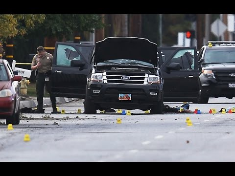 KQED NEWSROOM: Terror Investigation, Gun Policies, SFPD Shooting, Curing HIV/AIDS