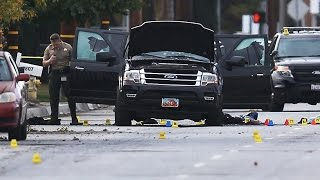 KQED NEWSROOM: Terror Investigation, Gun Policies, SFPD Shooting, Curing HIV/AIDS