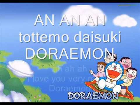 Doraemon Theme Song LYRICS1