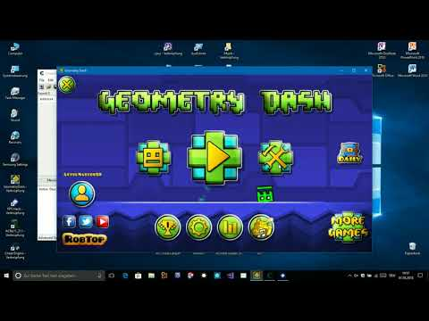 How To Speedhack In Geometry Dash [2019 Edition]