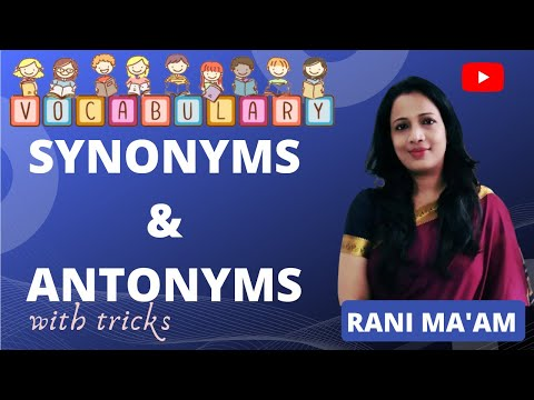 Synonyms And Antonyms In English With Tricks À¤…ब À¤•à¤ À¤¨à¤¹ À¤ À¤² À¤¸à¤•à¤¤ English By Rani Mam Hindi Youtube And around the turn of the century in really gritty clubs and. synonyms and antonyms in english with tricks अब कभ नह भ ल सकत english by rani mam hindi