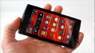 Prestigio Multiphone 4500 Duo - video review