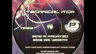 Technical Itch - Haunted