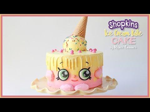 Shopkins Ice Cream Kate | Renee Conner