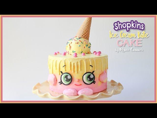 Shopkins Ice Cream Kate Renee Conner Youtube