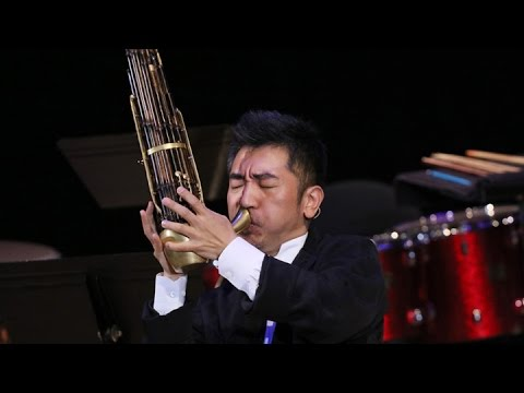 Wu Tong Performs at Anniversary Gala for Center on U.S.-China Relations