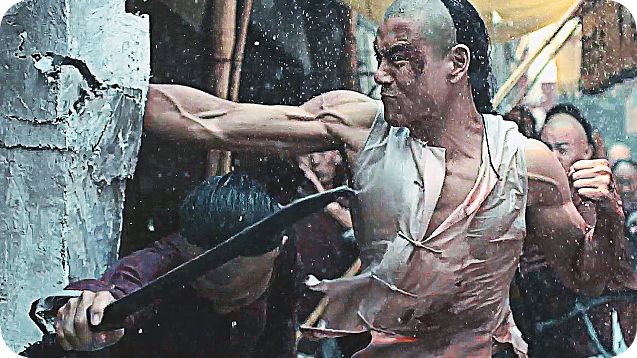 RISE OF THE LEGEND Trailer (2016) Eddie Peng Martial Arts Action