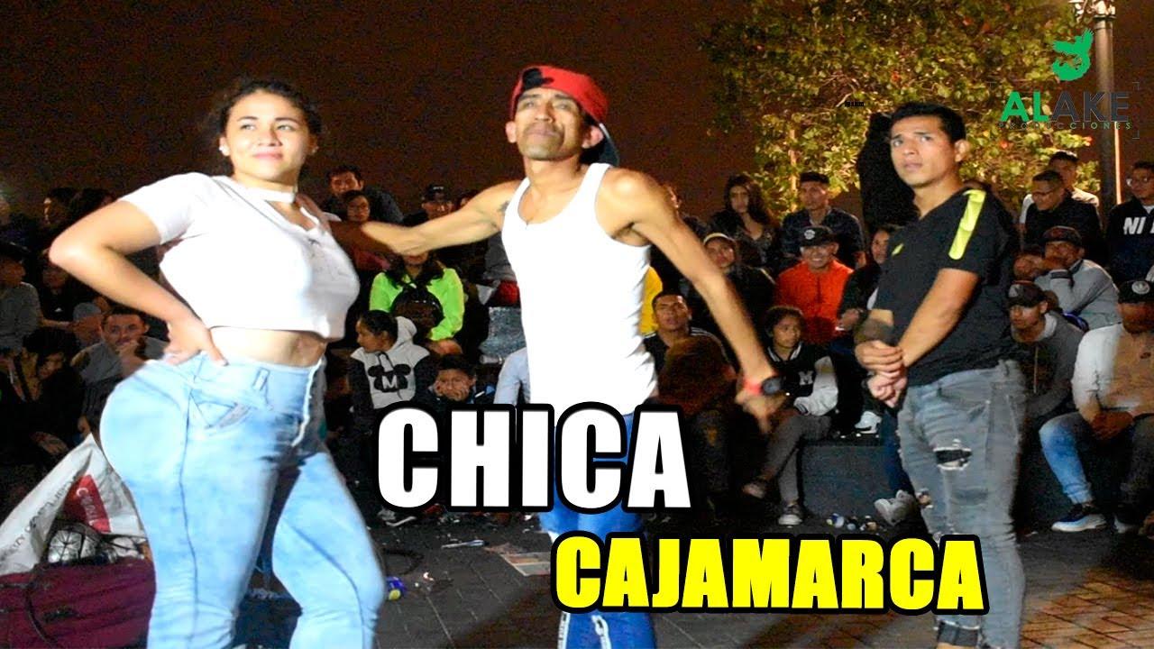 HERMOSA CHICA DE JAEN SE ROBA EL SHOW😄😄| COMICOS AMBULANTES 2020
