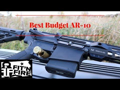 Best Budget AR-10 - YouTube