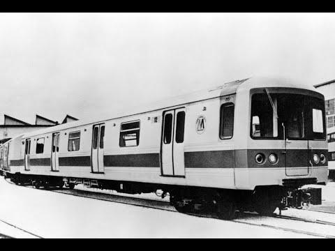 Openbve (A) train to Far Rockaway with 1970' s R44 subway car