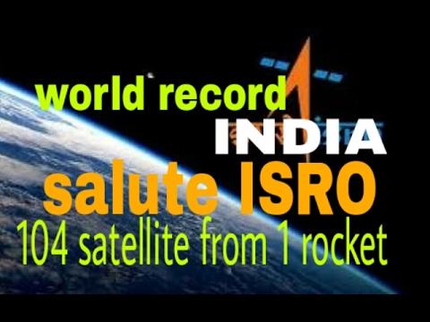 ISRO World Record !! Pslv C37   Isro Launched 104 Satellite  