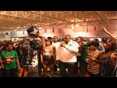ZAMBIA INDEPENDENCE CELEBRATION IN CONNECTICUT USA FT KING DANDY 3 .2011