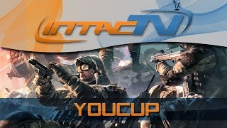 YouCup 2º Mapa: FEM. vs SEM SEX. - Warface