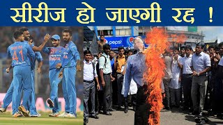 Nidahas T20I series might be called off after Sri Lanka imposes 10 day emergency | वनइंडिया हिन्दी