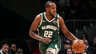 Khris Middleton Is The Master Of The Midrange | Best of the NBA All-Star Forward