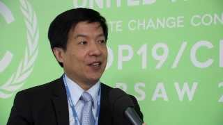 COP19: Shin-Cheng Yeh, Environmental Protection Administration Executive Yuan, R.O.C.