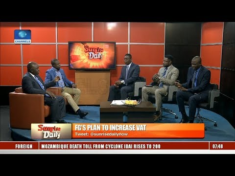 Consultant, LCCI DG Highlight Misconceptions In Nigeria's Taxation System, Tip Solutions Pt.2