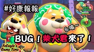 Bug!還沒上市的柴犬妮塔竟然可以玩了!| 荒野亂鬥 Brawl Stars