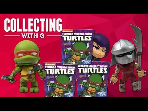 Teenage Mutant Ninja Turtles Blind Box - Air Jordans - Collecting with G!