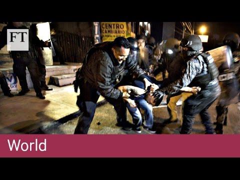 Mexico riots over fuel price rises | World