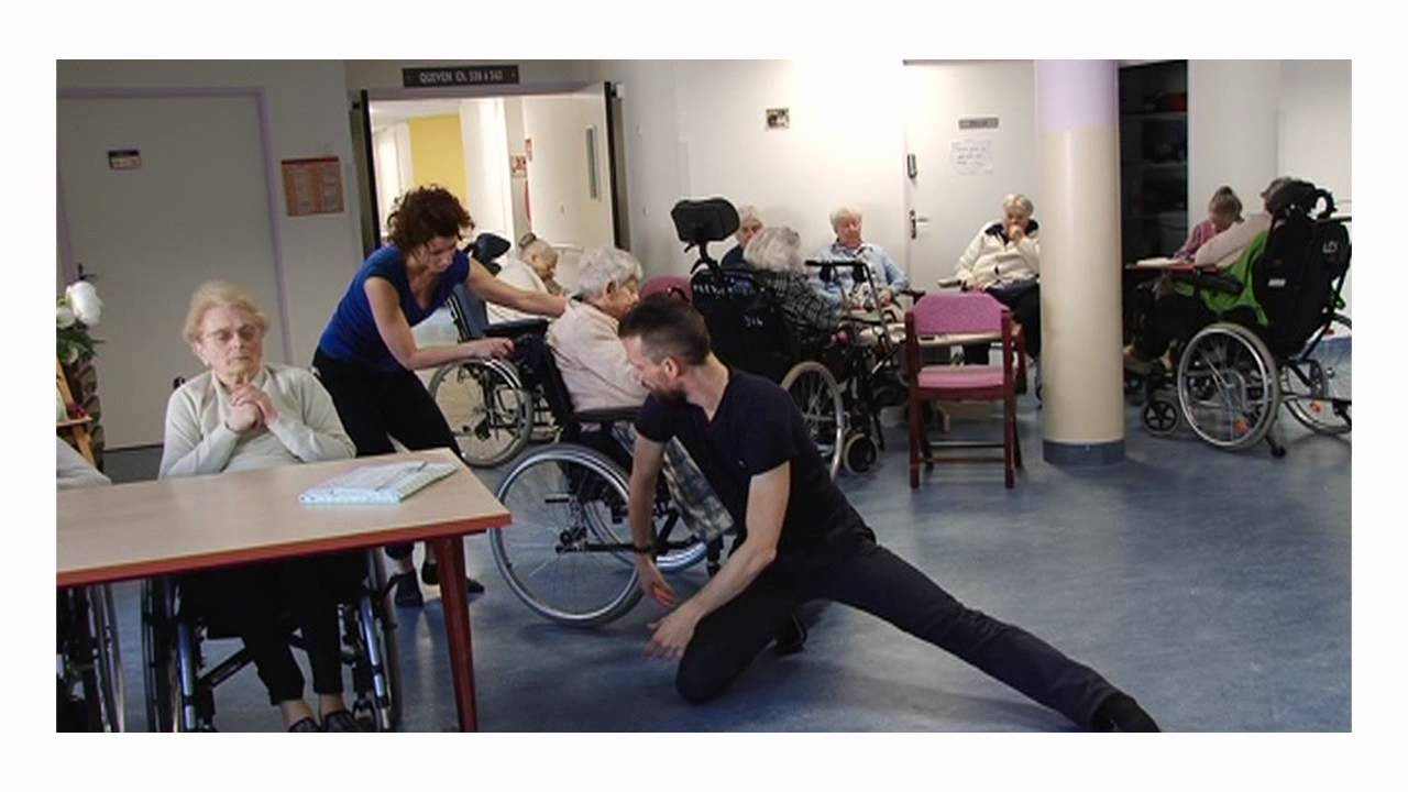 19 journ es de danse en ehpad au centre hospitalier de - Danse de salon lorient ...