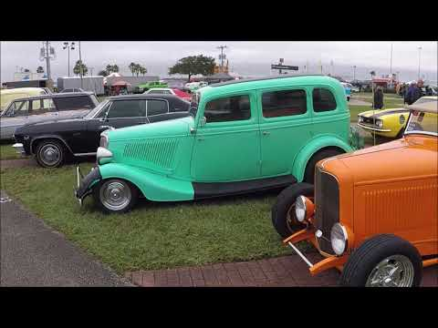 Day 2: Daytona Turkey Rod Run Fri  11-24-2017