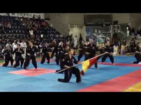 The 9th World H.K.D Championships 2013 Yongin Korea, Gold Medal Germany