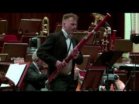 Witold Rowicki - Bassoon Concerto, Op. 5 (Warsaw Phil Orchestra, Kaspszyk, Wachnik)