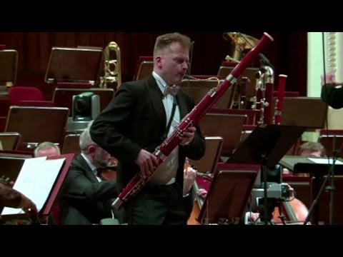 Witold ROWICKI - Koncert na fagot i orkiestrę smyczkową op ...  Witold ROWICKI ...