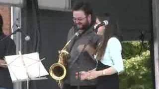 Swonderful - The Blue Morris 6 Swing Band