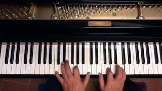 Tutorial piano y voz Feliz Navidad (Jose Feliciano)