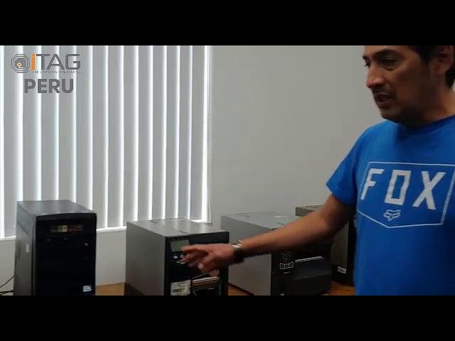 iTAG Tecnologia RFID - Peru