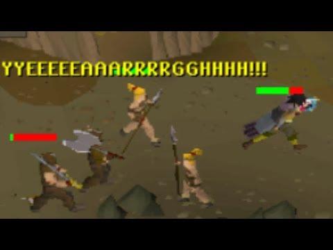 RuneScape's Glass Cannon Episode 5: Barbarian