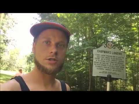 Chapman State Park: Hiking, History And Urban Exploring Full Day Adventure! 7/22/2017
