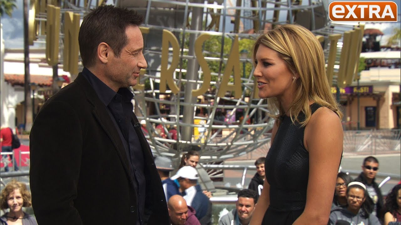 David Duchovny On The Final Season Of Californication Says He S Up For 3rd X Files Film