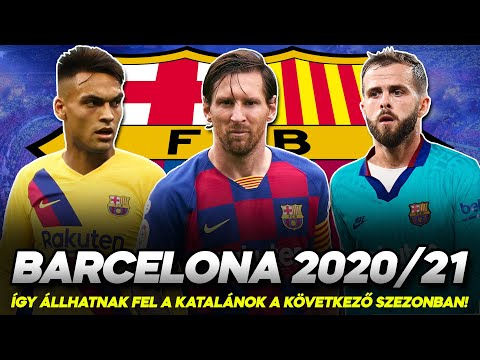 Így állhat fel a Barcelona a 2020/21-es szezonban!