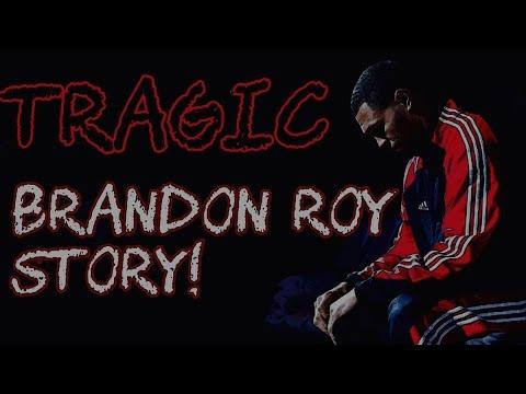 BRANDON ROY: FROM NBA STAR TO FORGOTTEN! (TRAGIC STORY)